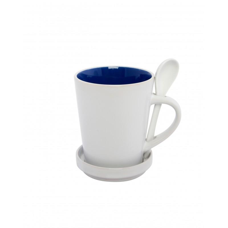 taza con plato art promos m xico