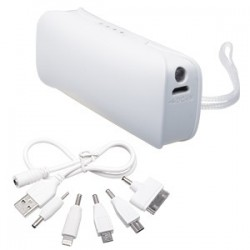 POWER BANK SMALL EN FORMA OVALADA