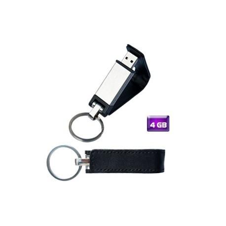 USB LLAVERO PIEL 4 GB