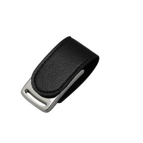 USB CLIP PIEL 8 GB