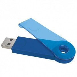 USB GAMKA COLOR AZUL
