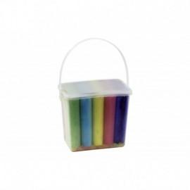 Tizas Multicolor