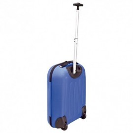 MALETA FASHION TROLLEY SEMI RIGIDA CON MANGO RETRACTIL