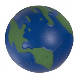 BOLA ANTIESTRES MOD. WORLD DIAMETRO 6CM