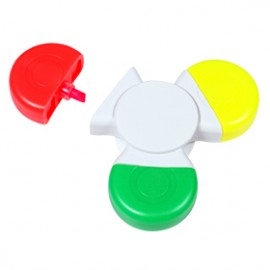 SPINNER CON MARCATEXTOS COLOR BLANCO