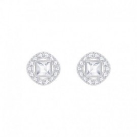 ANGELIC SQUARE PIERCED EARRINGS