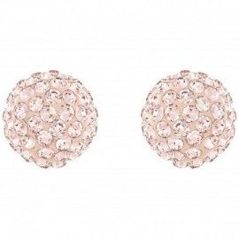 BLOW STUD PIERCED EARRINGS