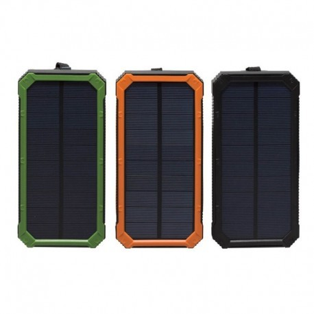 POWER BANK SOLAR PREMIUM DE 12 800MAH
